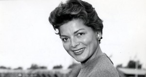 "Lys Assia won the first Eurovision Song Contest in 1956, with the song ""Refrain"" for the host country Switzerland."