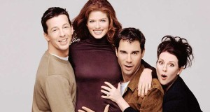 """In Will & Grace gay men excel at being """"the best friend"""" but are stripped of their sexuality."""