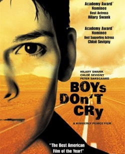 Boys Don't Cry was criticised for many things. Hillary's Swank portrayal of transman Brandon Teena was not one of them.