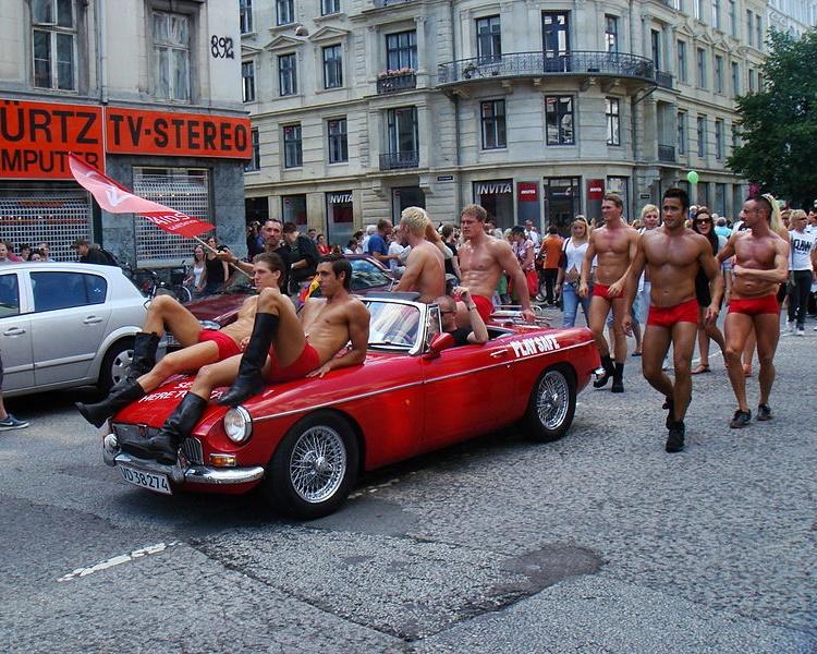 Copenhagen Pride. Photo/Stefano Bolognini