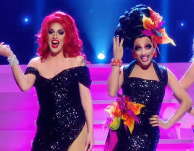 RuPaul's Drag Race is full of mini challenges, for exampe the natch Game is when the queens get the chance to showcase their impersonation skills. Guests tonight are also going to be treated to a staple of the challenges live on stage.