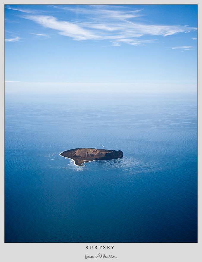Surtsey. Photographer Hrannar Hauksson.
