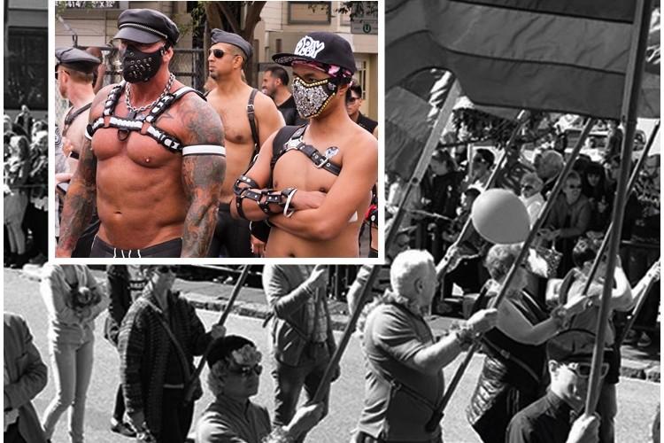 Bdsm parade