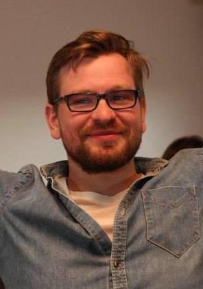Swimming coach Hólmgeir Reynisson.