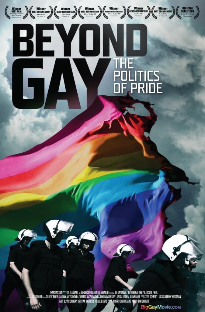 Politics of Pride.