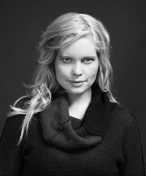 Halla Kristín Einarsdóttir, director of Kitchen Sink Revelution (i. Hvað er svona merkilegt við það).