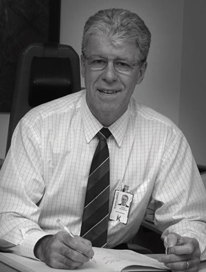 The Director of Health for Iceland, Birgir Jakobsson. Photo/