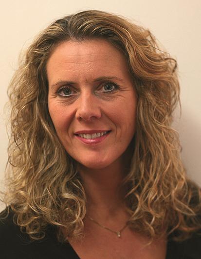 Margrét Hauksdóttir, the director of Registers Iceland.