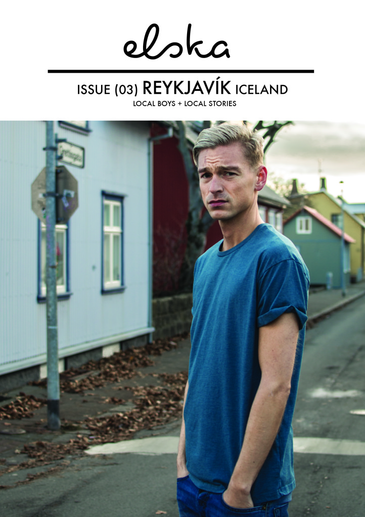 "Liam informs us that Elska isn't only sold in Reykjavík but in Akureyri and beyond. ""Check the website, www.elskamagazine.com, for the most current list of stockists, but honestly it's sold in more shops than I even am aware of! And of course you can subscribe to a year of Elska – the annual deluxe subscription includes all the Elska Ekstras. Plus more bonuses."""