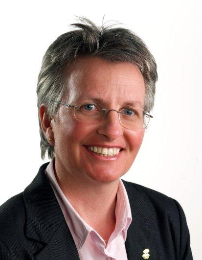 Líney Rut Halldórsdóttirthe managing director of The National Olympic and Sports Association of Iceland (ÍSÍ).