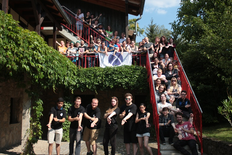 Every year LGBT youth organization Lambda has a week-long summer camp program for young people between the ages of 15-25 years old, at camp-site called Rittergut in Lützensommern in the south of Germany.