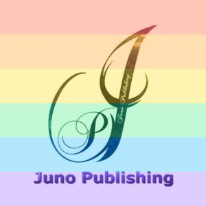 Juno Valerie Dubar Bristow and Jade Baiser are the team behind Juno. They began Juno because they both have a love for the homoerotic genre, specifically M/M erotic romances, but they could only find them written in English. So they began by translating some of their favorite books to French…and the readers went crazy. So Juno expanded from only translating M/M to including M/F and Ménages too