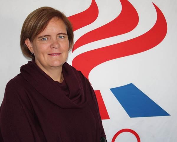 Ragnhildur Skúladóttir, director of education within ÍSÍ, the National Olympic and Sports Association. Screenshot taken from the website of ÍSÍ.