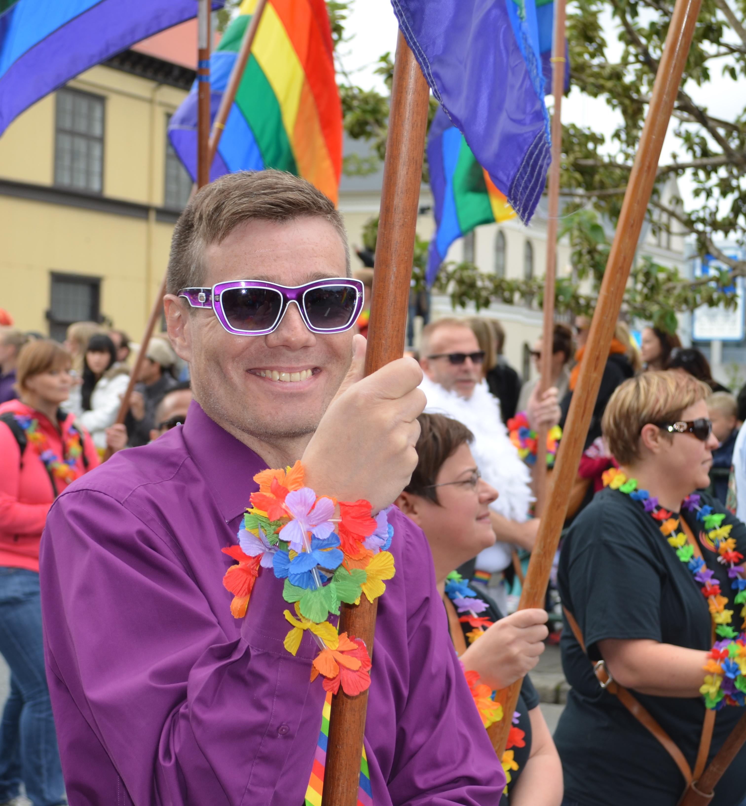 Gay Pride Parades Commemorate Riots - Other - Hot Videos-5605