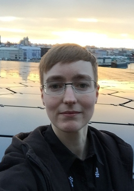 Andie Nordgren is one of the people behind the Wotever Nights in Iceland. Andie says it would be amazing if they reached the point where such nights could be held every week, like in London.
