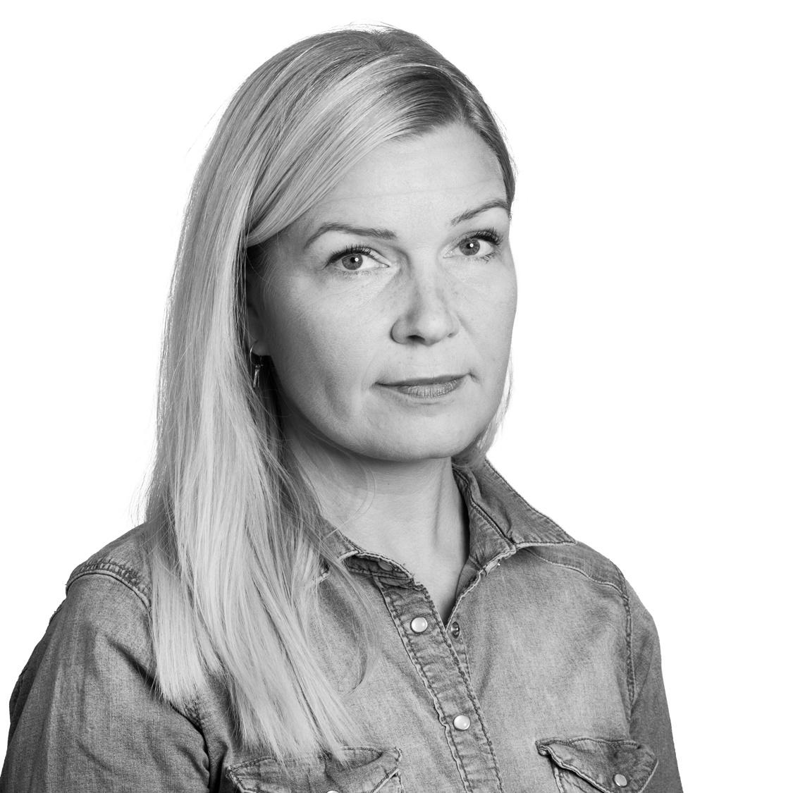 Eva Einarsdóttir, chair of the board of Björt framtíð.