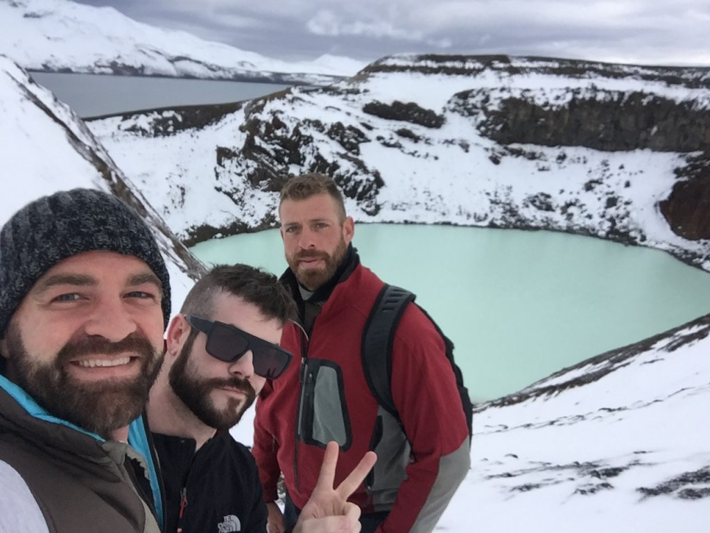 Reality TV star posts hot pics from Iceland - GayIceland