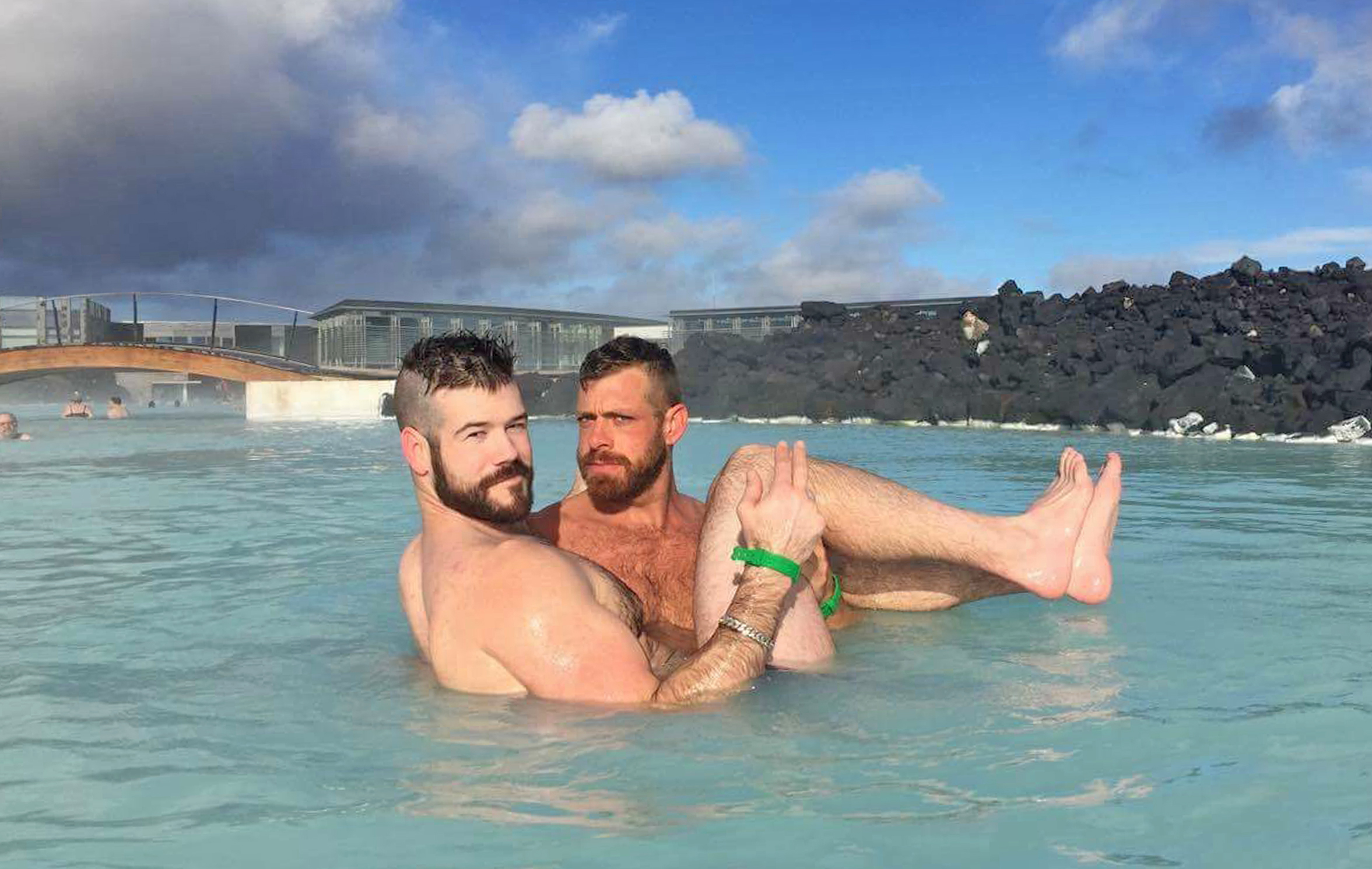 Reality Tv Star Posts Hot Pics From Iceland  Gayiceland-2290