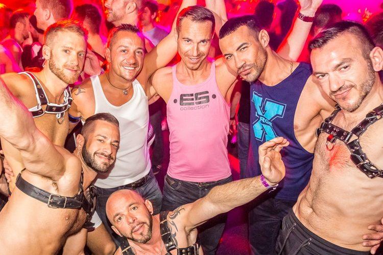 Men party Nude Photos 79