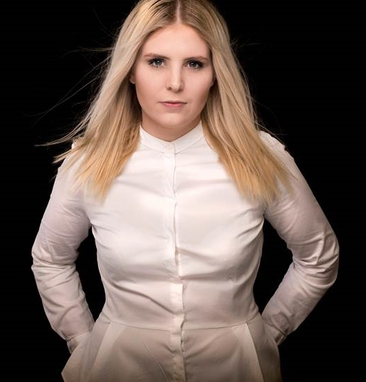 Helga Margrét Marzellíusardóttir, director of the Queer Choir, says that the Christmas concert is going to be a blast.