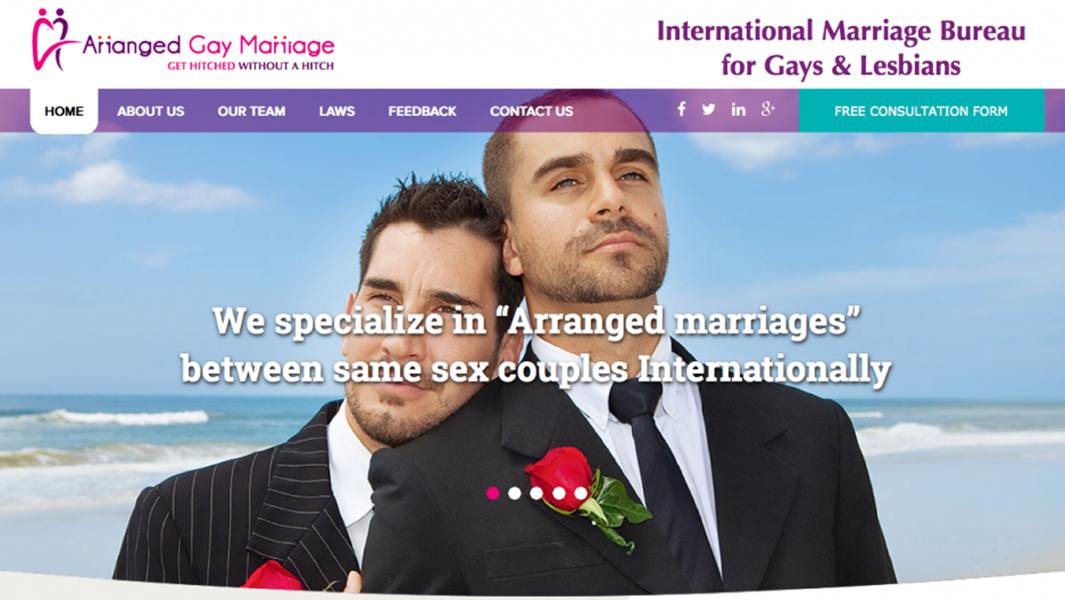 International dating sites for gay